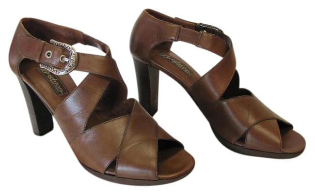 Item - Brown New Excellent Condition Sandals Size US 9 Narrow (Aa, N)