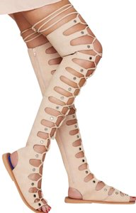 Jeffrey Campbell Gladiator Free People Nasty Gal Boho Festival Sandals