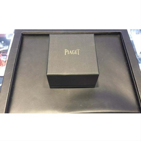 Piaget 18K Yellow Gold movable Ring with 7 Diamonds Image 8