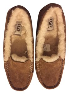 UGG Australia Slippers Casual Chestnut Flats