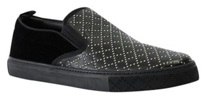 Gucci Loafers Men's 322758 Slip On Black Athletic