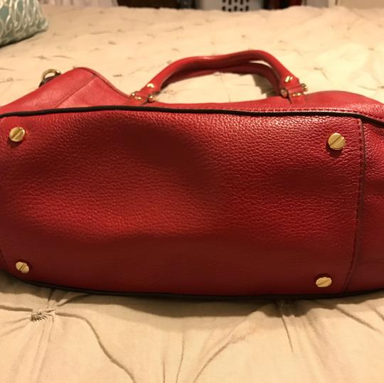 Tory Burch Satchel in Red Image 4