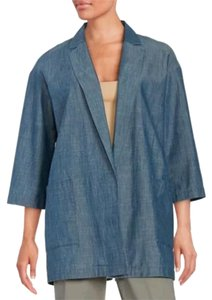 Eileen Fisher Blue Blazer