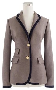 J.Crew 2016 Office Mink / Navy Blazer