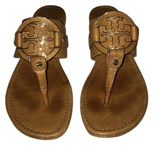 Tory Burch cognac Sandals