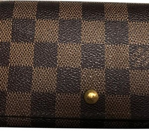 Louis Vuitton Porte Tressor wallet