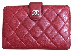 Chanel Classic Quilted Long Wallet