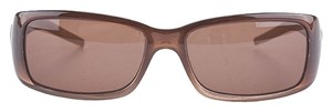 Fendi Fendi Brown Rectangular Sunglasses FS5078 (