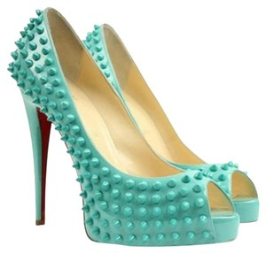 Christian Louboutin Aqua Pumps