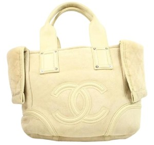 Chanel Satchel in Beige