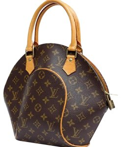 Louis Vuitton Ellipse Satchel in LV Monogram