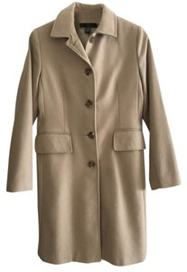 Banana Republic Brown Camel Coat