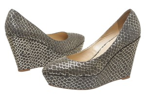 Loeffler Randall Gray Wedges