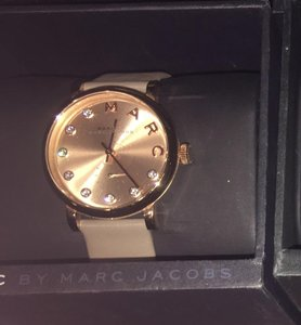 Marc Jacobs Rose gold and Grey Marc Jaccobs Watch