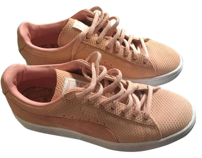 Item - Pink-bronze Suede Classic Lo Winterized Coral Cloud Sneakers Size US 6 Regular (M, B)