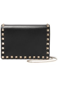 Valentino Rockstud Studded Leather Shoulder Bag