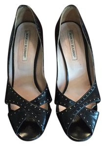 Manolo Blahnik Black Pumps