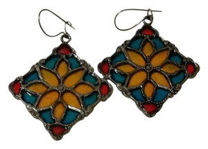 Other Stained Glass Earrings