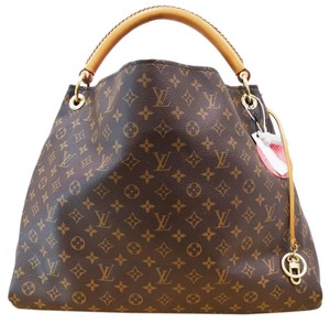 Louis Vuitton Lv Monogram Artsy Gm Handbag Tote