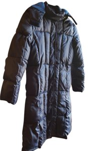 U.S. Polo Assn. Hooded Puffy Coat