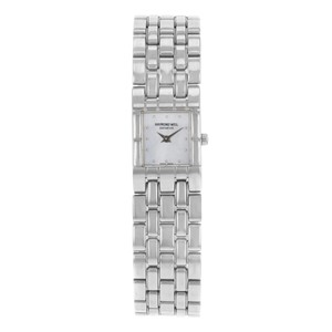 Raymond Weil Raymond Weil Tema 5886 Stainless Steel Quartz Ladies watch (14559)