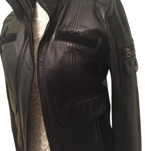 Mango Motorcycle Jacket