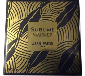 Jean Patou Sublime Old-Formula by Jean Patou 1 0oz 30ml EDT Spray