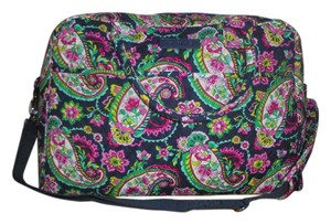 Vera Bradley Petal Paisley Travel Bag
