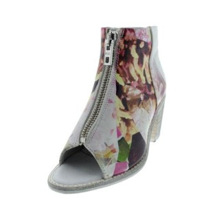 Diesel Chelsea Show Cox Boho Chic Genuine Leather Hippy Multi-Color Boots