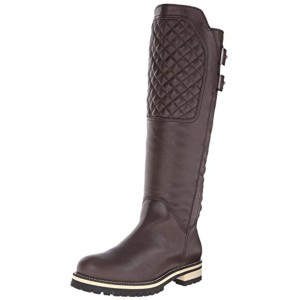 Aquatalia by Marvin K. New W Box Elara Genuine Leather Retail $695 Brown Boots