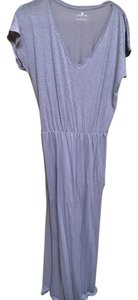Pale or muted lavender Maxi Dress by Velvet by Graham & Spencer