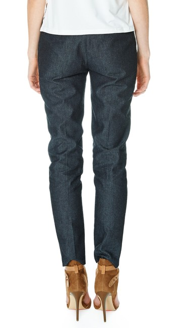 Sandra Weil Blue Denim Jean Pants