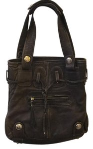 Gustto Tote in Navy