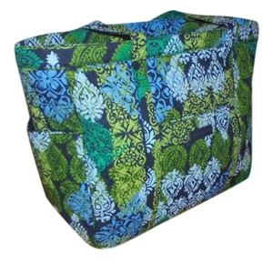 Vera Bradley Tote in Carribean Sea