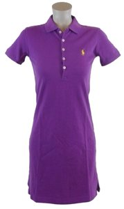 Ralph Lauren short dress on Tradesy
