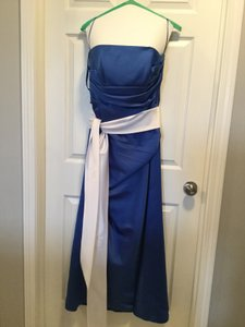 DaVinci Royal Blue Davinci Bridesmaid Dress Style 9204 Dress