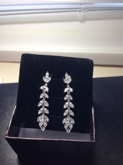 Preload https://item5.tradesy.com/images/nana-silver-stunning-glamorous-crystal-earrings-2051544-0-0.jpg?width=440&height=440