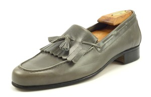 Salvatore Ferragamo Men's Vintage Leather Tassel Loafers