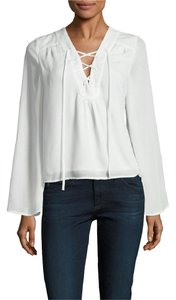Lucca Couture Top white