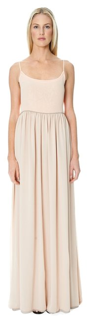 Peach Maxi Dress by Sandra Weil