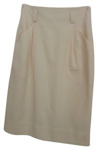 Ellen Tracy Skirt cream
