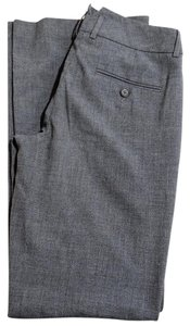Express Slacks Dress Trouser Pants Heathered Gray