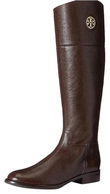 Item - Junction Riding Tumbled Leather Coconut Boots/Booties Size US 8 Regular (M, B)