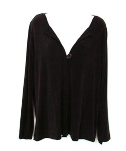 Chico's Single Button Cardigan