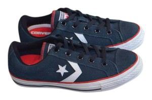 Converse All Stars New Blue and Red Athletic