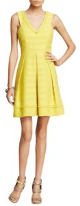 Trina Turk Yellow Dress