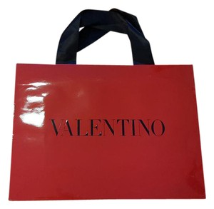 Valentino Shopping Shopping Tote in Red