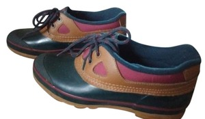 Sporto Insulated Water Proof Duck Thermolite Leather multi-colored Boots