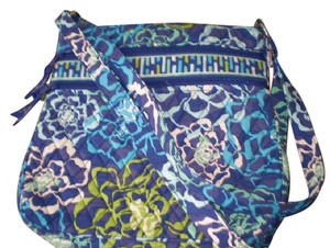 Vera Bradley Blues Cross Body Bag