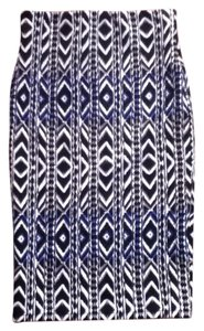 Other printed pencil skirt